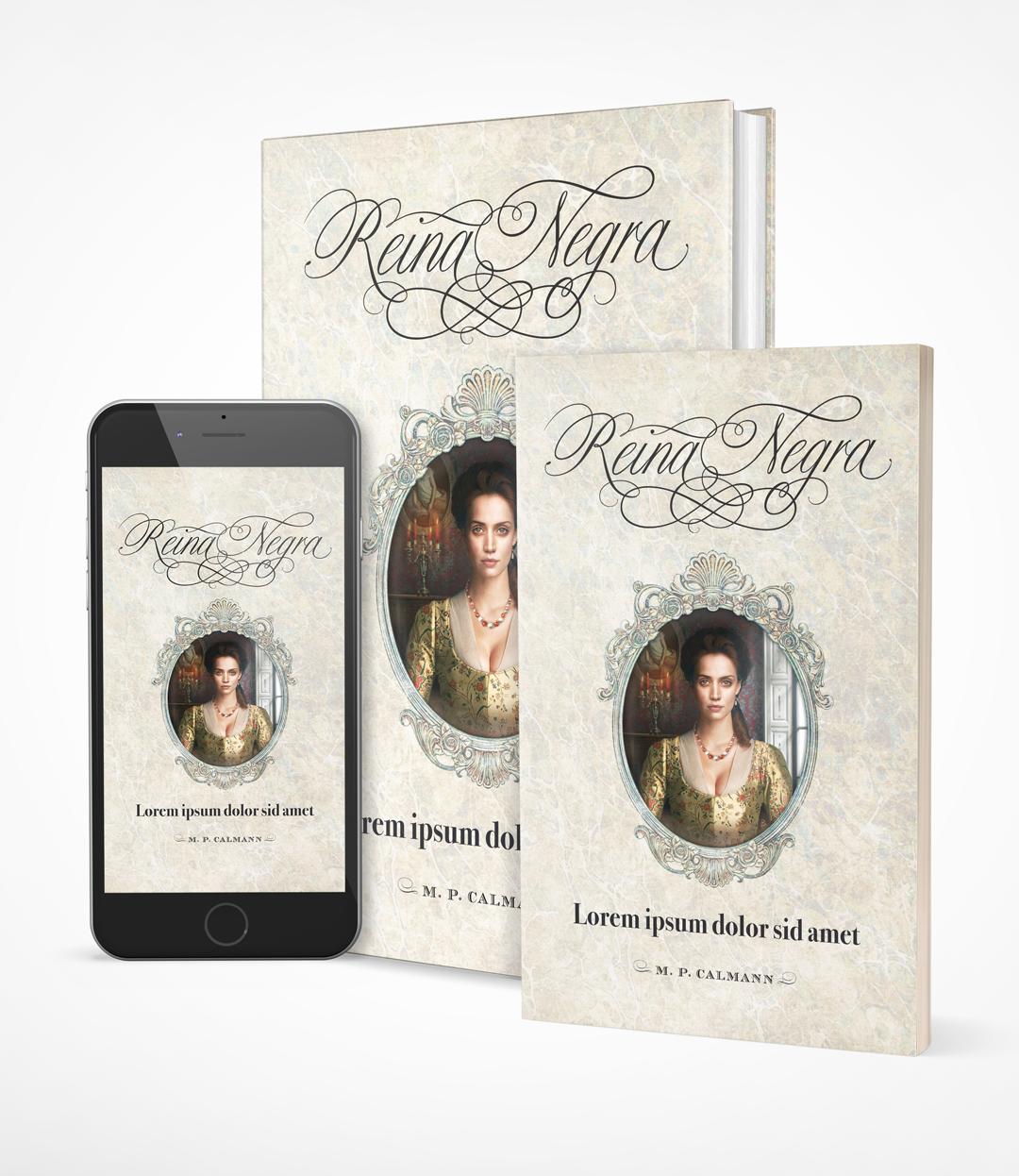 Reina Negra - Saga de novela romántica histórica - Libro 1